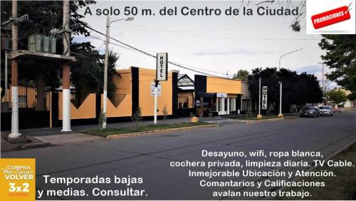Hotel El Nevado Malargüe Mendoza