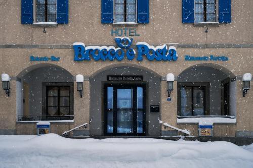 . Hotel Brocco e Posta