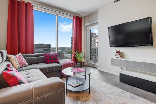 Simply Comfort. BMO Centre and Downtown Apartments. - Calgary