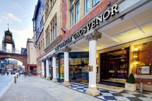 Eastgate Street, Eastgate, Chester, CH1 1LT, England.