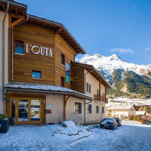 L'Outa Hotel Restaurant - Termignon