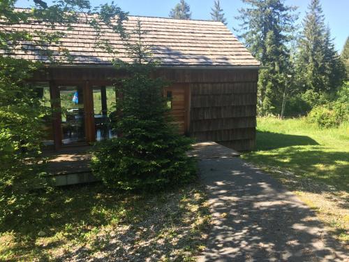Cottage du Bugnon - Hotel - Lac des Rouges Truites