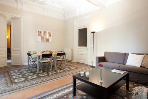 Modernist Apartment Barcelona photo 17