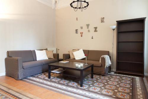 Modernist Apartment Barcelona photo 19