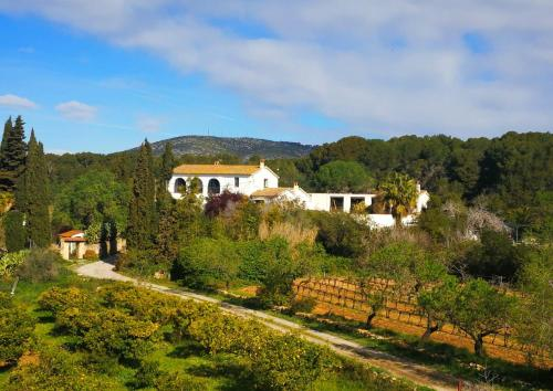 . Apartment with 3 bedrooms in San Pedro de Ribas with wonderful sea view shared pool furnished garden 5 km from the beach