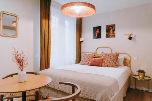 Hotel APPART' RENNES BNB SOLFERINO -CENTRE GARE