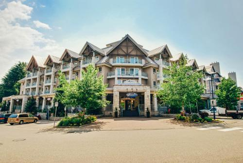 Summit Lodge Boutique Hotel Whistler - Whistler Blackcomb