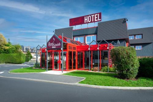 . ZENITH HOTEL CAEN