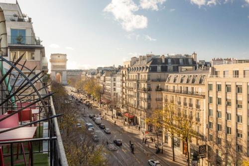 Elysées Ceramic - Hôtel - Paris