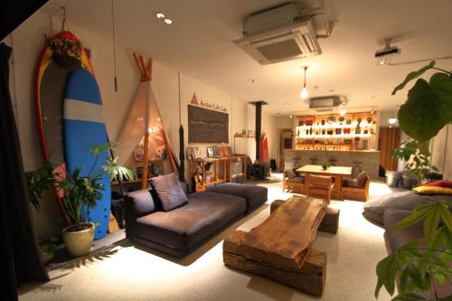 guest house Active Life -YADO-