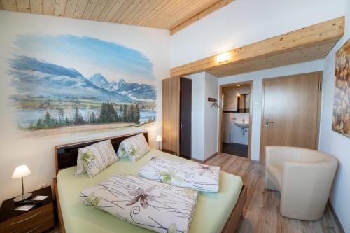 B&B Ferienhof am See - Accommodation - Willerzell
