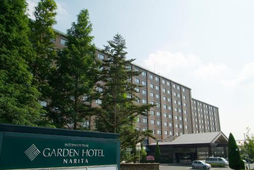 International Garden Hotel Narita Zimmerfotos