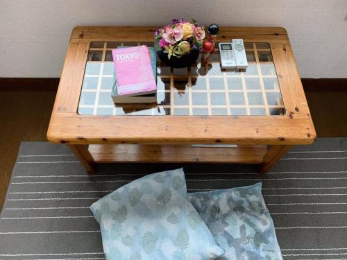 Takahata Apartment 116