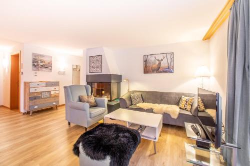 Casa Radiras - Apartment - Laax