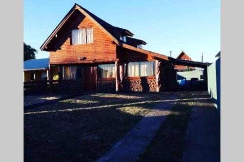 Cabaña Beck (tu lugar en la Patagonia Argentina)