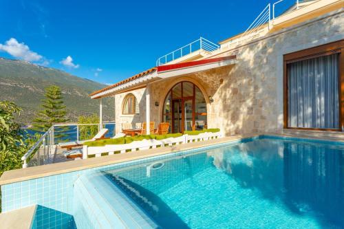 Villa Phellos Kas - Accommodation