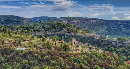 Tsarevets panoramic apartments Veliko Tarnovo