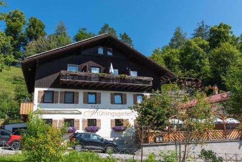 Hotel Restaurant Frühlingsgarten - Füssen