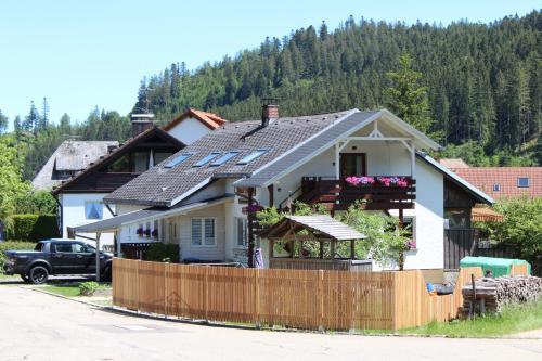 Ferienwohnung Haus Maria Schwarzwald - Apartment - St. Blasien