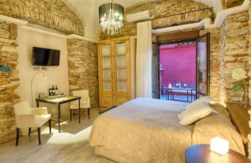 Deluxe Double Room Hotel-Spa Classic Begur 8