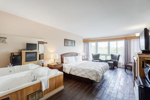 Auberge Hotel Spa Watel - Sainte-Agathe-des-Monts