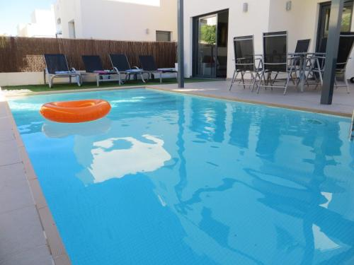 Villa with 2 bedrooms in Rojales with private pool enclosed garden and WiFi 8 km from the beach