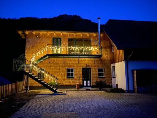 Landhaus Riesneralm - Apartment - Donnersbachwald