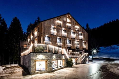 Almmonte Präclarum Suites Design Hotel Wagrain