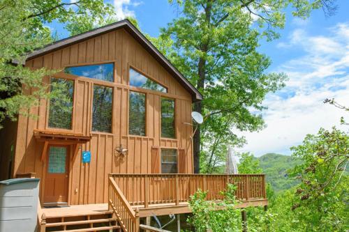 Smoky Retreat Cabin