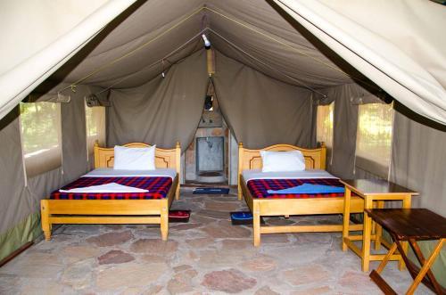 Masai Mara Sunset Camp