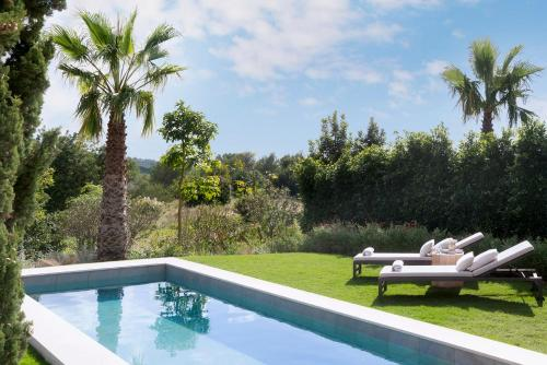 Suite con piscina privada Castell Son Claret - The Leading Hotels of the World 29