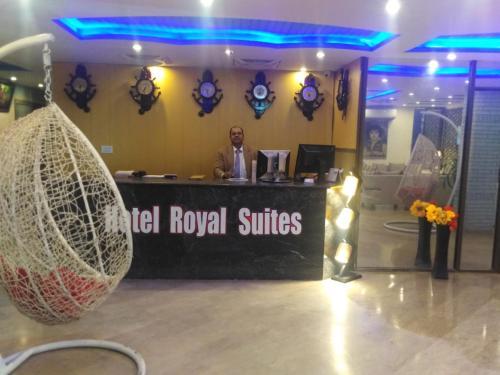 Hotel Royal Suites