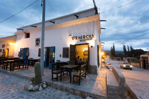 Viracocha Art Hostel Cachi