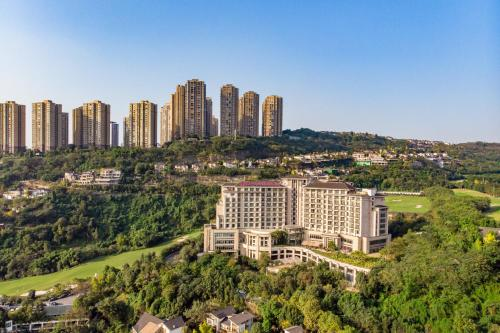 . Crowne Plaza Chongqing New North Zone, an IHG Hotel