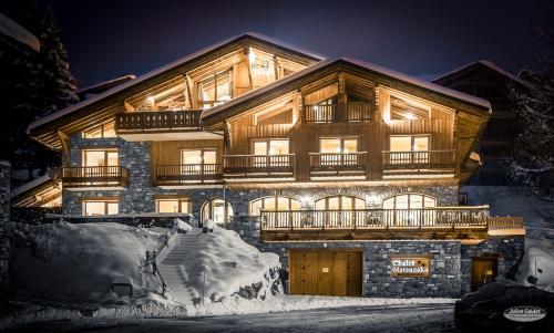 Chalet-Hôtel Matsuzaka - Hotel-Chalet de Tradition - La Rosière