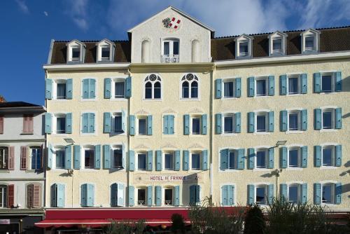 . Hôtel de France Contact-Hôtel