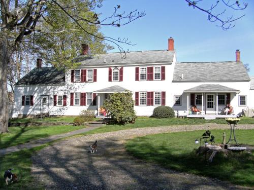 The 1810 Juliand House Bed&Breakfast - Accommodation - Greene