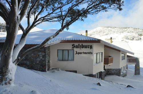 Salzburg Apartments - Perisher Valley