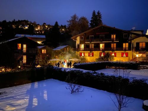 Victoria Retreat & Spa - Hotel - Vercorin