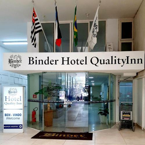 . Hotel Binder Quality Inn