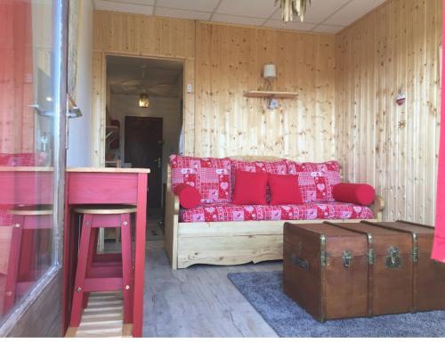 Le revard Studio cosy au centre de la station de ski du Revard - Apartment - Pugny-Chatenod
