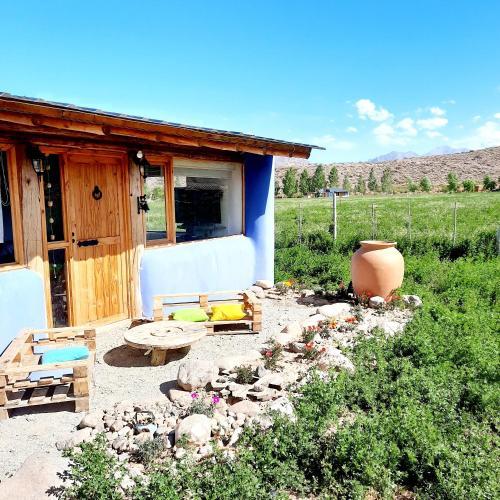 Complejo Rincón de Montaña Cabaña Luna - Chalet - Uspallata