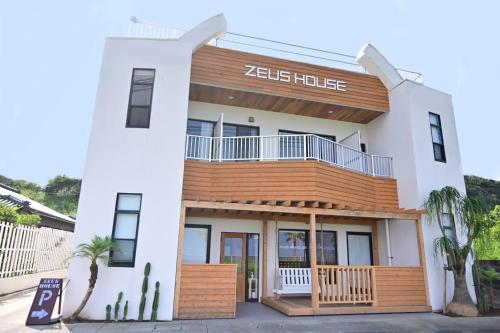 . Zeus House