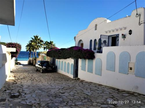 . Villa Azaiiza, rez de jardin