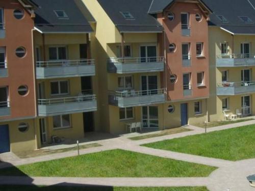 . Apartment les Isles de Sola Grandcamp - T3