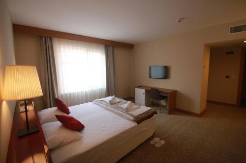 Edirne Trakya City Hotel odalar