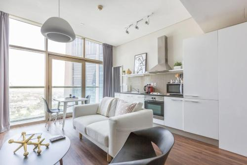 GuestReady - Stylish High-Floor Studio in the Center of the City Vibe