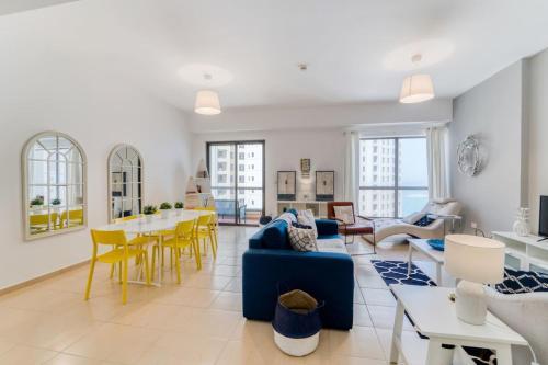 The Perfect Beach Getaway Apartment in JBR