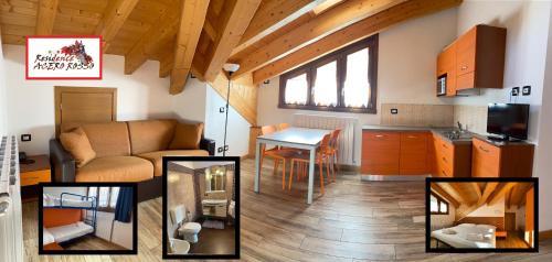 Residence Acero Rosso - Accommodation - Ponte di Legno