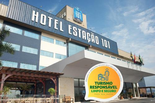 . Hotel Estação 101 - Itajaí